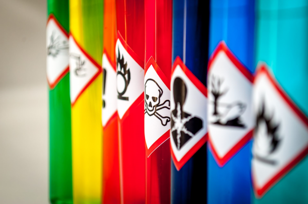 Chemical Safety Article - Andrew Saunders