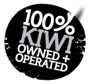 100% Kiwi owned and operated