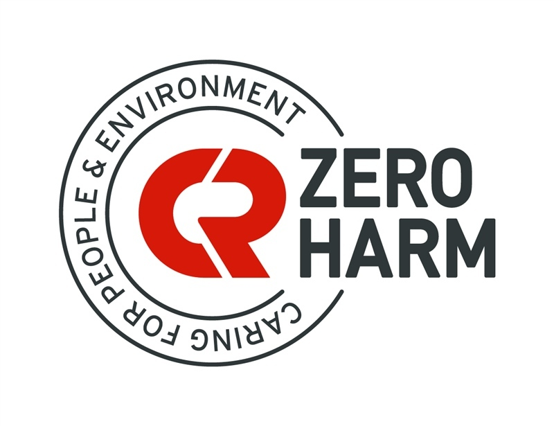 Zero Harm with Contract Resources.