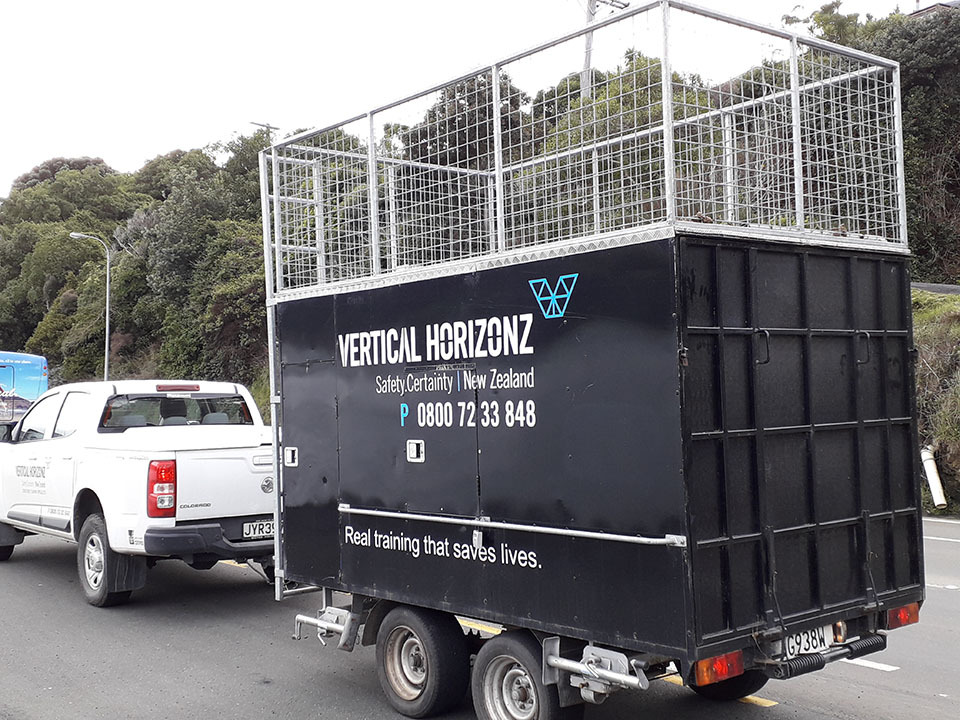 VHNZ Trailers