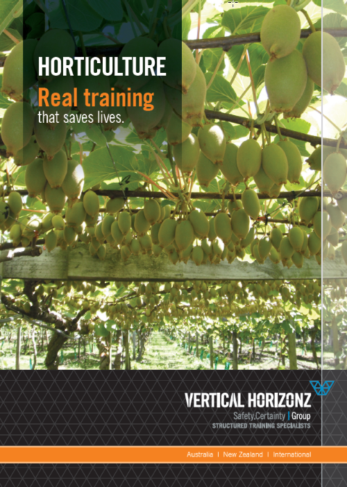 Train for Seasonal Work with Vertical Horizonz
