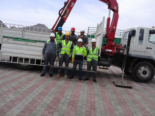 VHNZ and Arabian Training and Safety