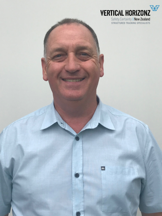 Introducing Keith Barnett, our new Health, Safety & Training Advisor