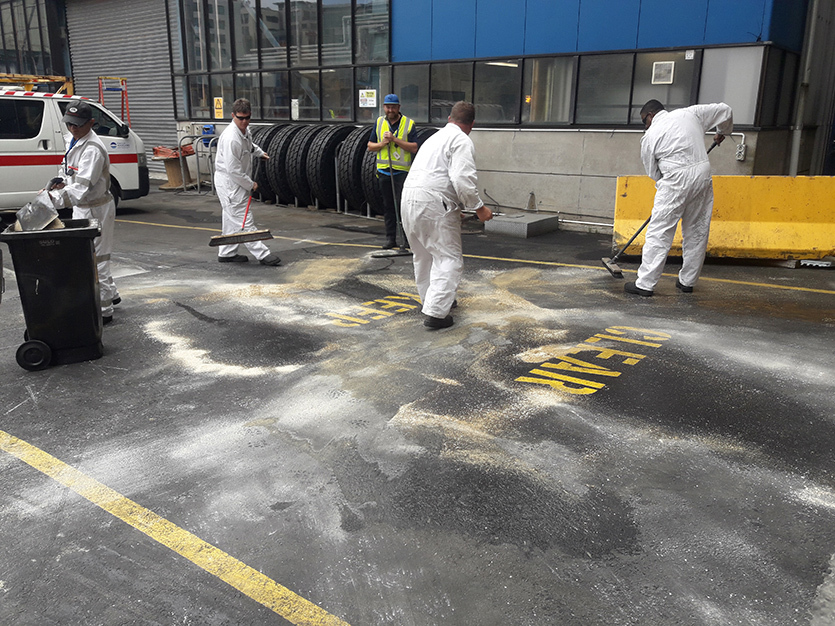 Chemical Safety Training in Auckland