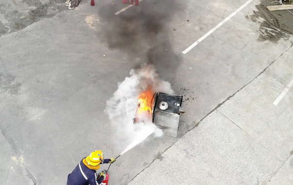 GWO - Fire Awareness Training