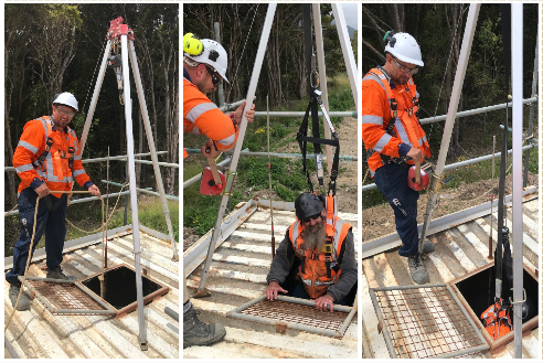 Otaki Confined Space and Gas Testing