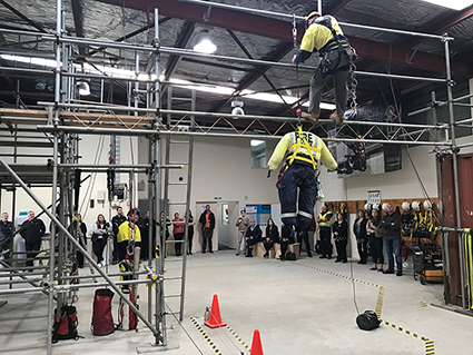 Christchurch Training Centre Grand Opening