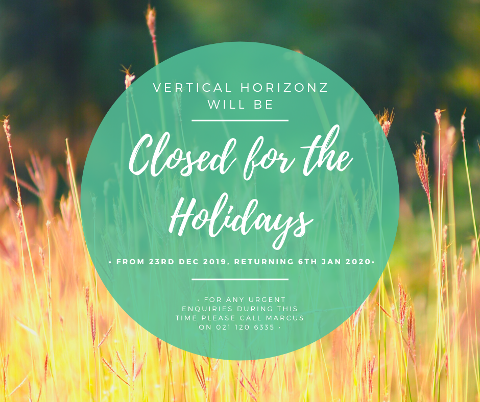 Holiday Hours 2019-20