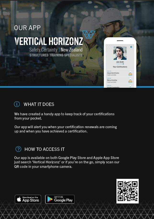 New VHNZ APP available for download!